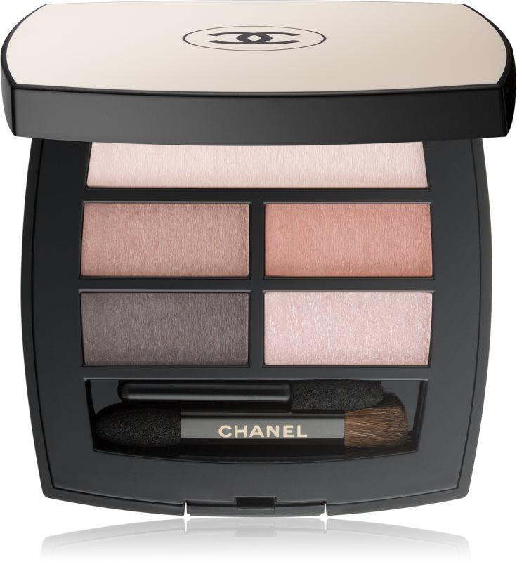 Chanel Les Beiges paleta cieni do powiek