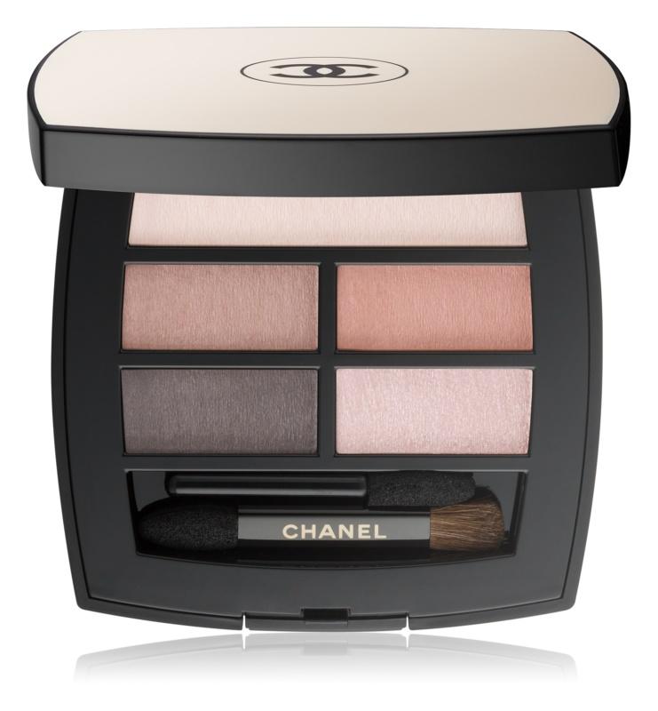 Chanel Les Beiges paleta očných tieňov
