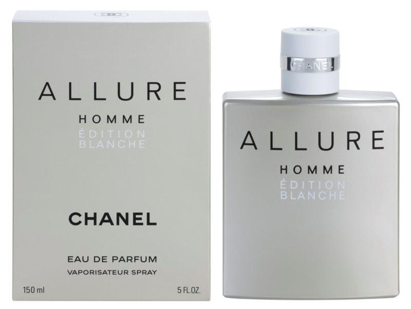 Chanel Allure Homme Édition Blanche, Eau de Parfum for Men 150 ml | notino.co.uk