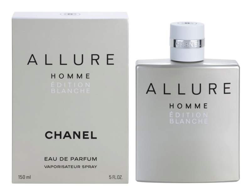 Chanel Allure Homme édition Blanche Eau De Parfum Pour Homme 150 Ml