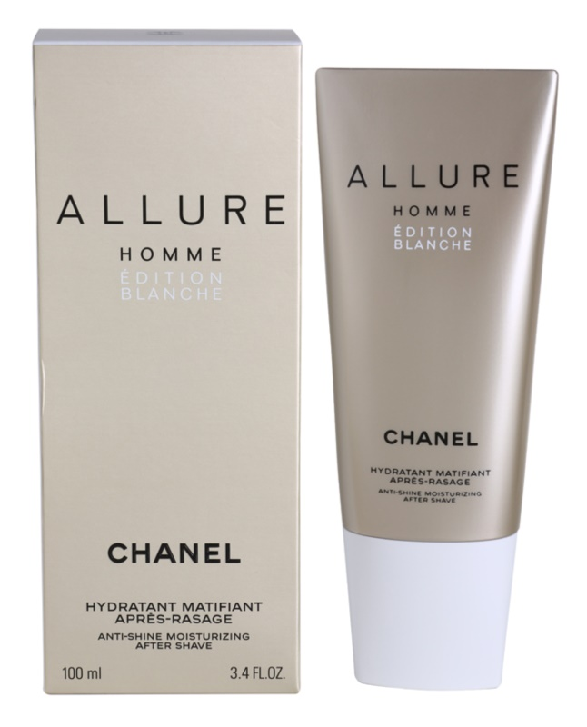 Chanel Allure Homme Édition Blanche After Shave Balm for Men 100 ml