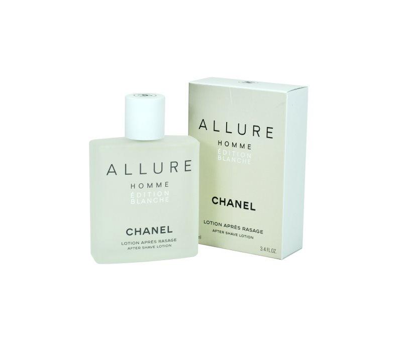 Chanel Allure Homme Édition Blanche loción after shave para hombre 100 ml