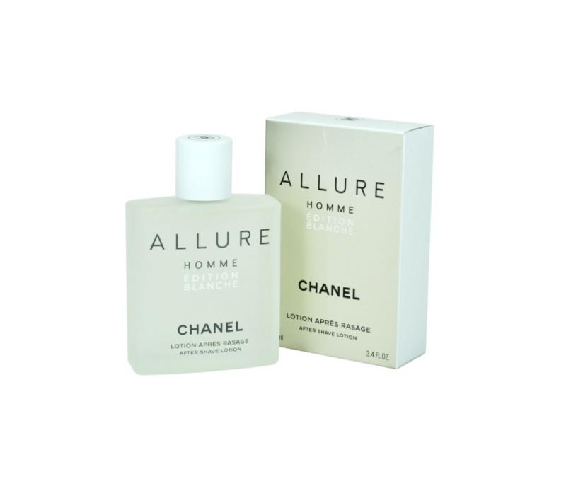 Chanel Allure Homme Édition Blanche voda po holení pre mužov 100 ml