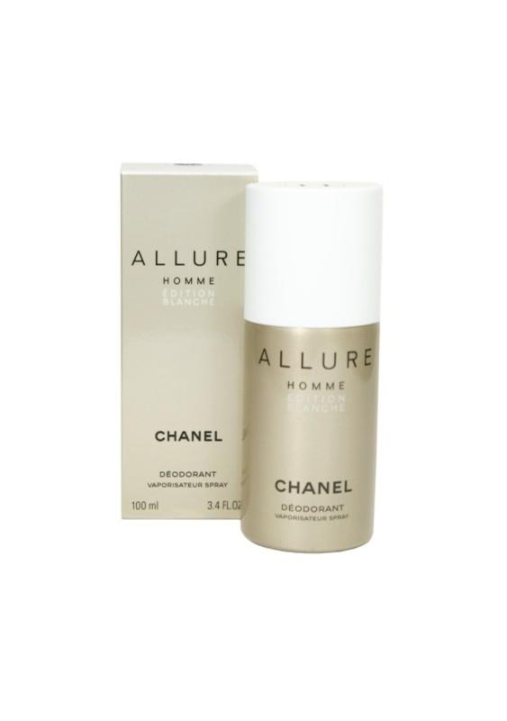 Chanel Allure Homme Édition Blanche dezodorant w sprayu dla mężczyzn 100 ml