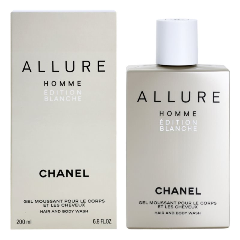 Chanel Allure Homme Édition Blanche Shower Gel for Men 200 ml