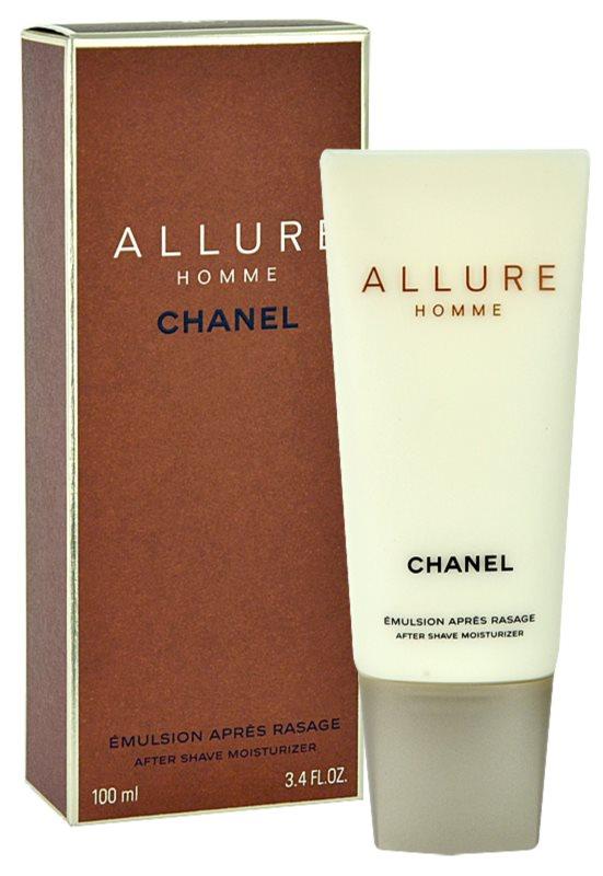 da2f920bcfb Chanel Allure Homme After Shave Balm for Men 100 ml