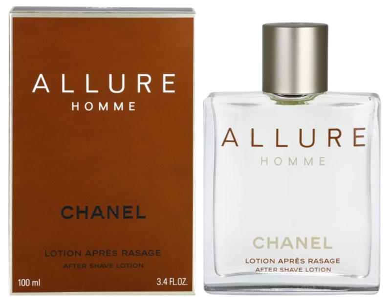 Chanel Allure Homme After Shave für Herren 100 ml