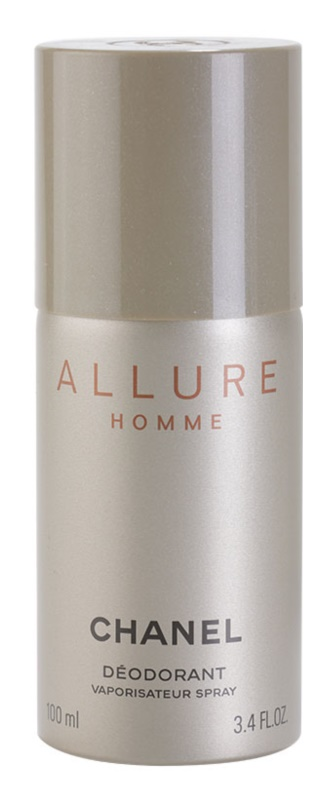 Chanel Allure Homme Deo Spray for Men 100 ml