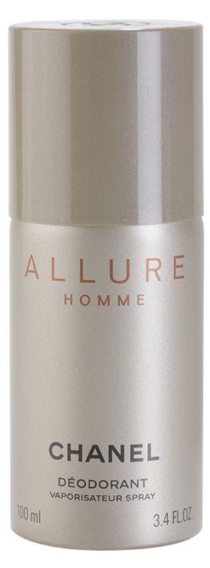 Chanel Allure Homme deo sprej za moške 100 ml