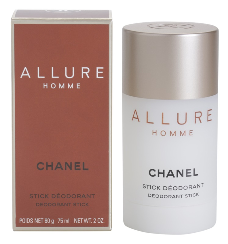 Chanel Allure Homme deostick pro muže 75 ml