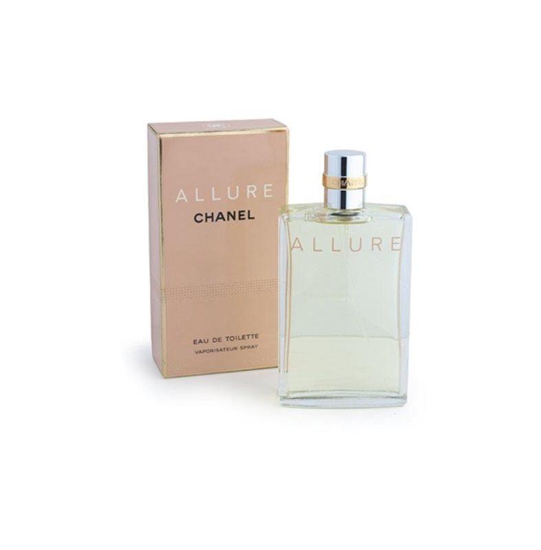 Chanel Allure Eau de Toilette for Women 100 ml