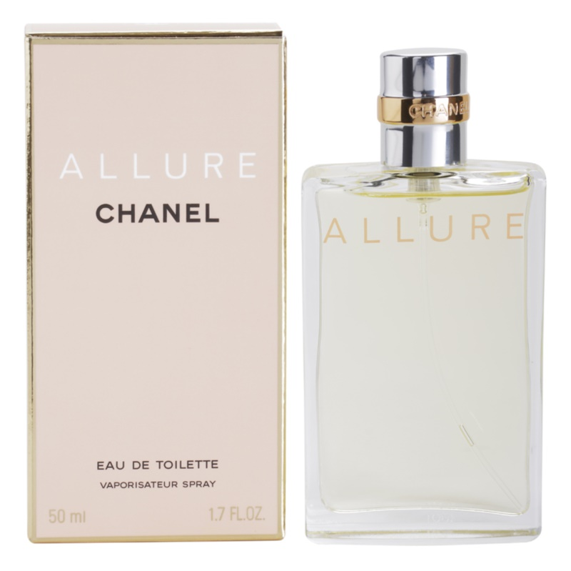 Chanel Allure Eau de Toilette for Women 50 ml