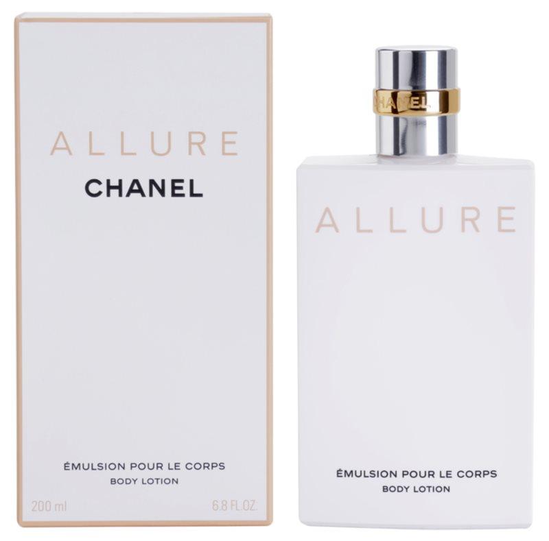 Chanel Allure тоалетно мляко за тяло за жени 200 мл.