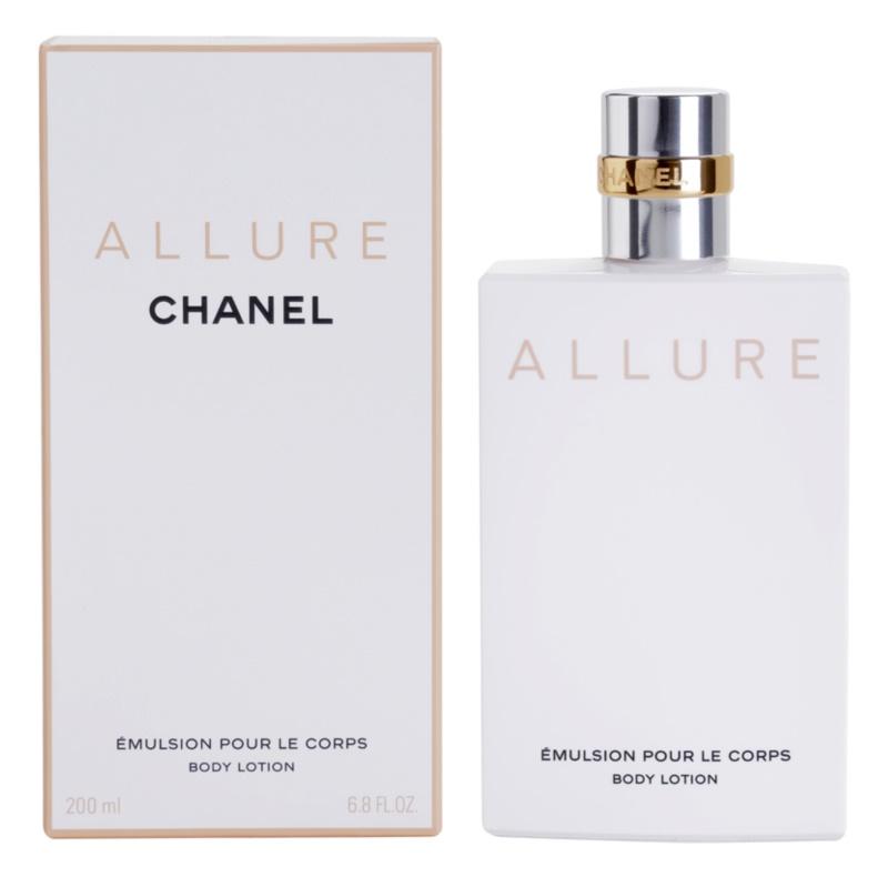 Chanel Allure mleczko do ciała dla kobiet 200 ml