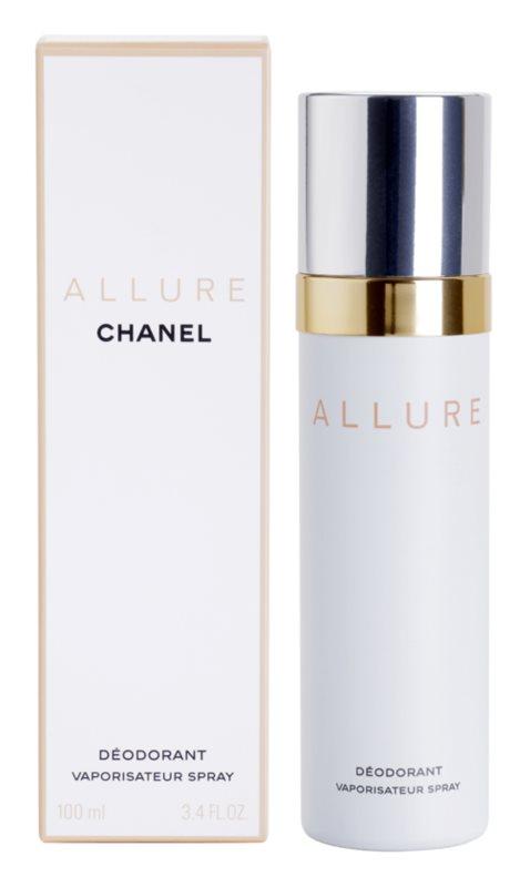 Chanel Allure deospray pre ženy 100 ml