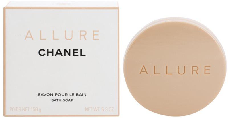 Chanel Allure parfémované mydlo pre ženy 150 g