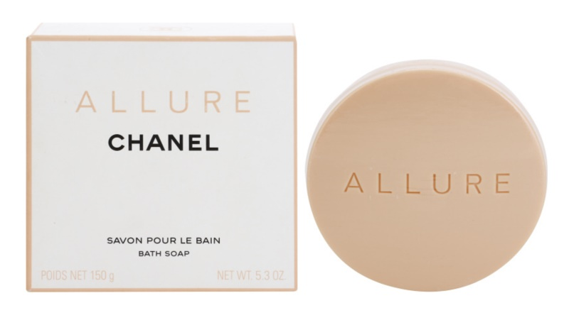 Chanel Allure Perfumed Soap for Women 150 g