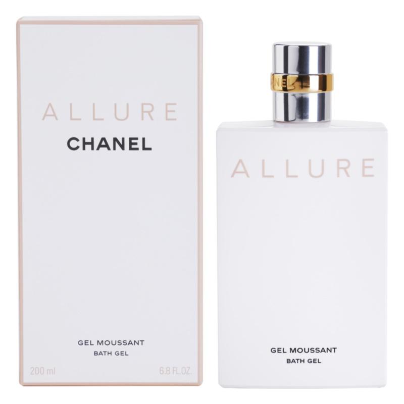 Chanel Allure gel douche pour femme 200 ml