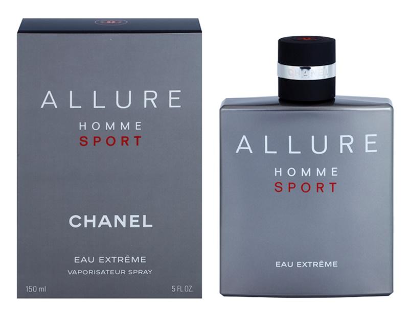 Chanel Allure Homme Sport Eau Extreme eau de parfum per uomo 150 ml