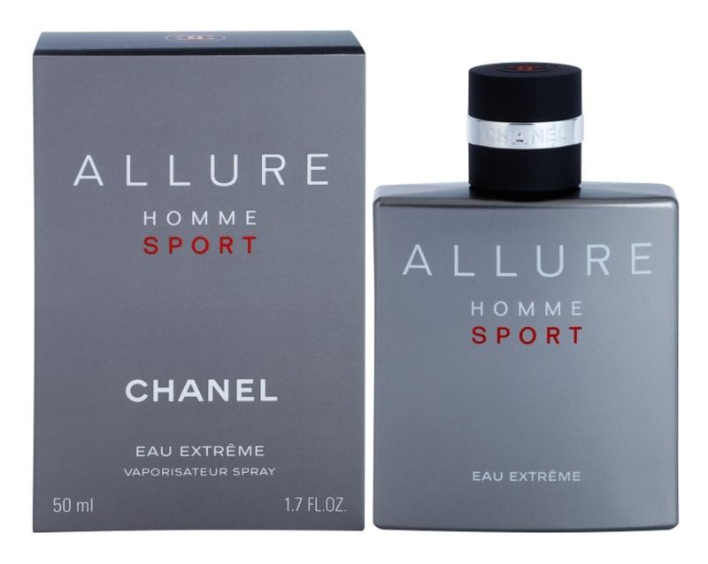 Chanel Allure Homme Sport Eau Extreme Eau de Parfum para homens 50 ml