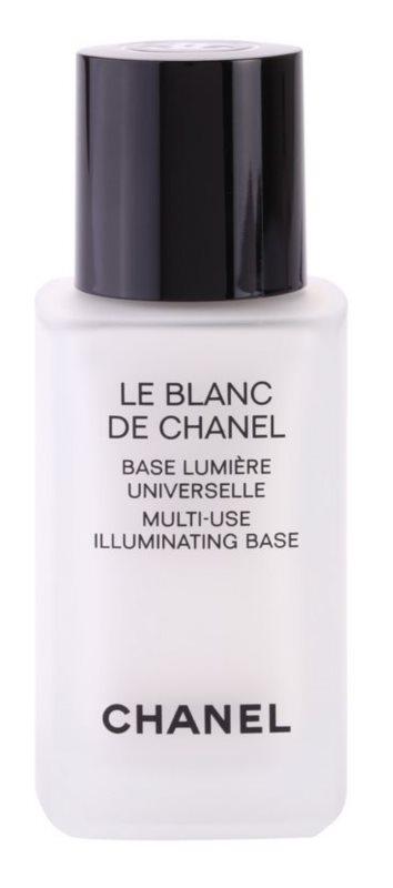 Chanel Le Blanc de Chanel podkladová báza