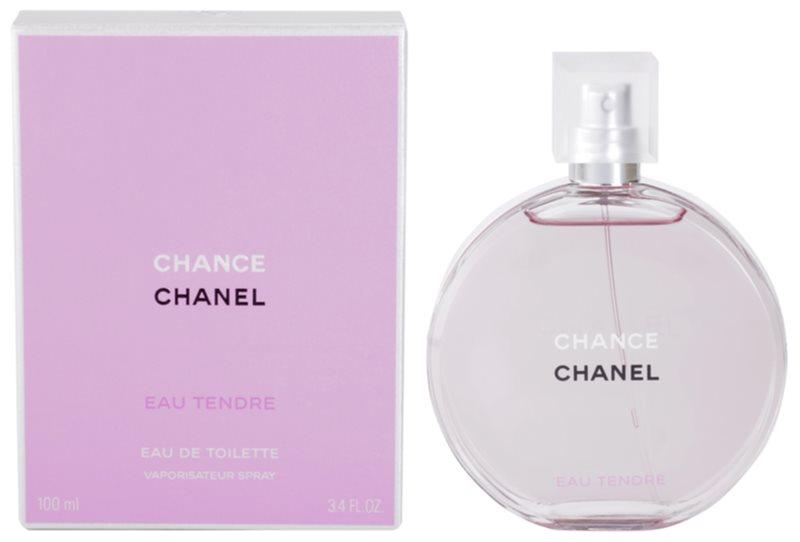 Chanel Chance Eau Tendre woda toaletowa dla kobiet 100 ml