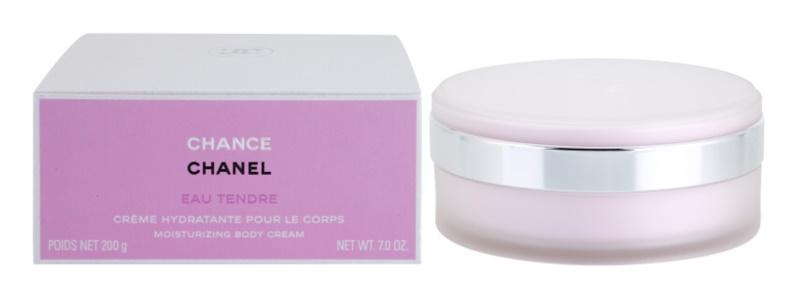Chanel Chance Eau Tendre krem do ciała dla kobiet 200 g
