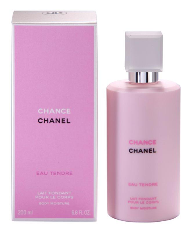 Chanel Chance Eau Tendre losjon za telo za ženske 200 ml