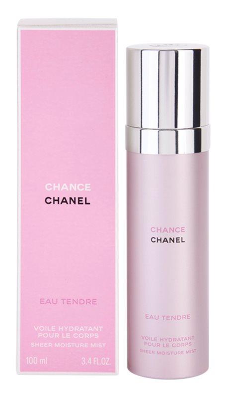 Chanel Chance Eau Tendre spray do ciała dla kobiet 100 ml