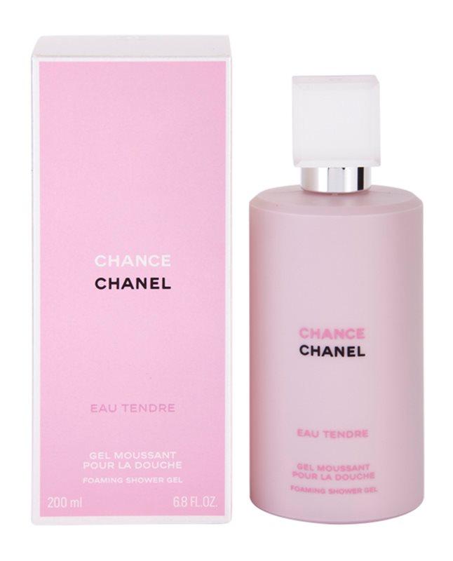 Chanel Chance Eau Tendre gel de duche para mulheres 200 ml