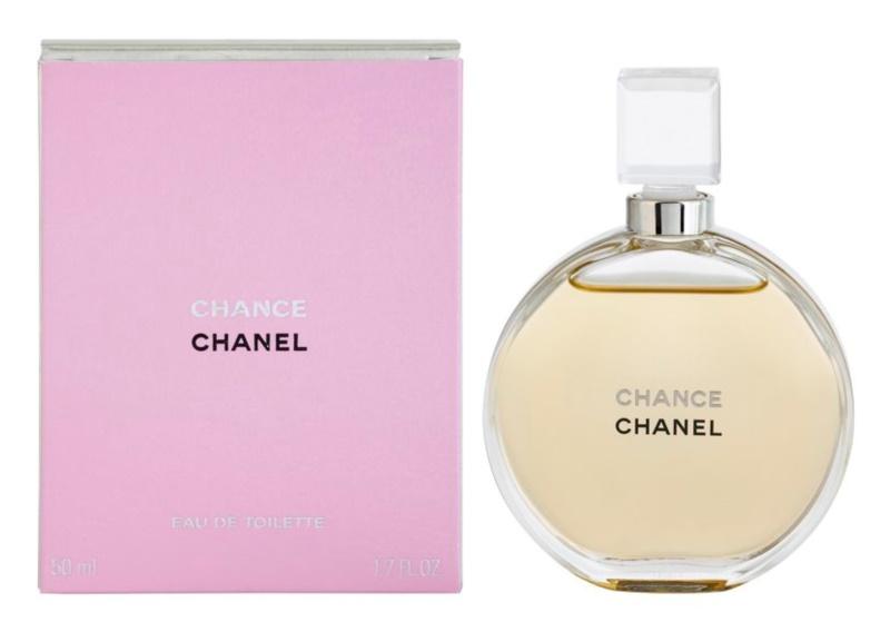 Chanel Chance eau de toilette pentru femei 50 ml fara pulverizator