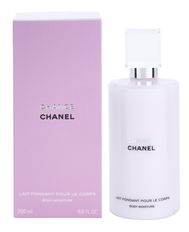 Chanel Chance leche corporal para mujer 200 ml