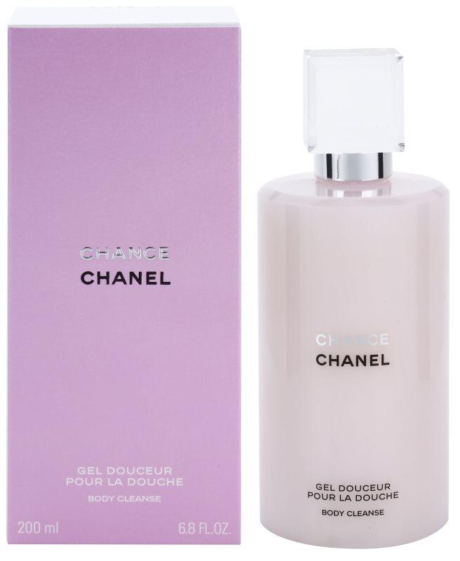 Chanel Chance sprchový gel pro ženy 200 ml