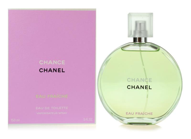 Chanel Chance Eau Fraîche eau de toilette pour femme 150 ml