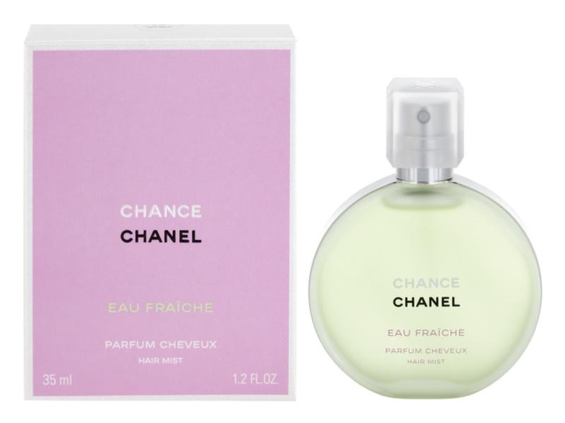 Chanel Chance Eau Fraîche haj illat nőknek 35 ml