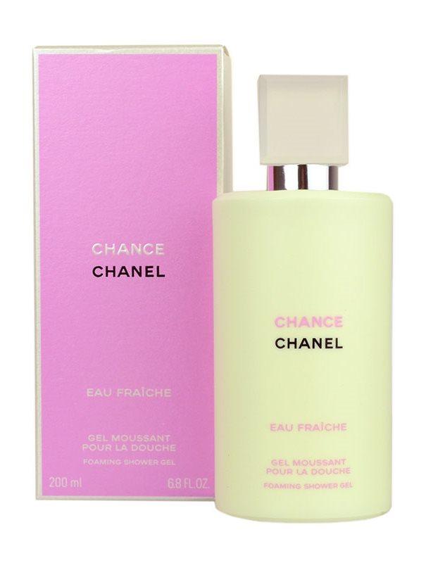 Chanel Chance Eau Fraîche gel doccia per donna 200 ml