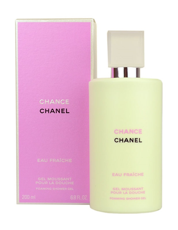 Chanel Chance Eau Fraîche Shower Gel for Women 200 ml