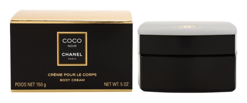 Chanel Coco Noir tělový krém pro ženy 150 g