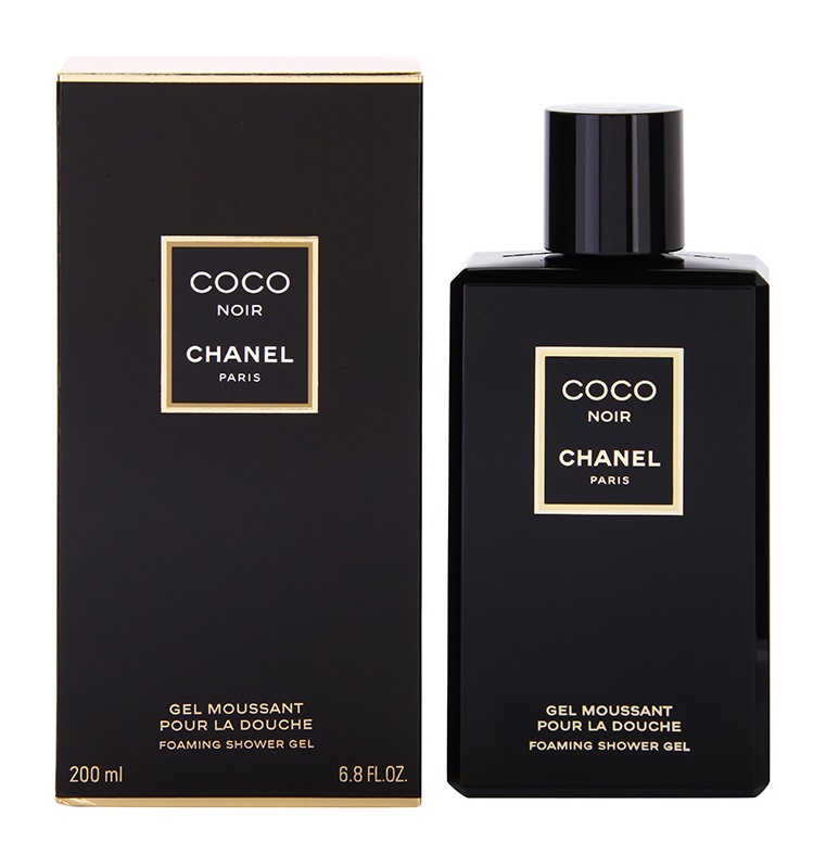 Chanel Coco Noir Shower Gel for Women 200 ml