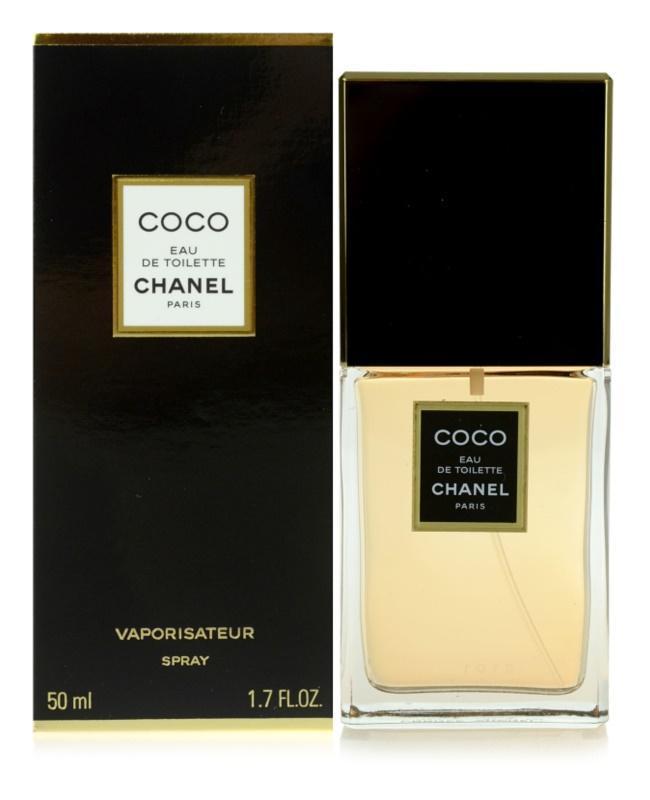 c79f9f3aa Chanel Coco eau de toilette para mulheres 50 ml