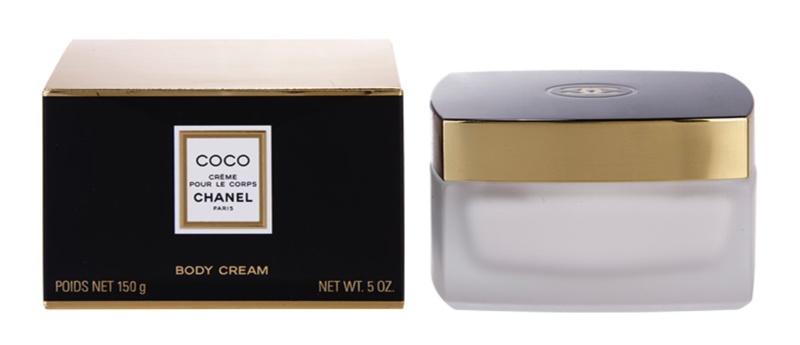 Chanel Coco crema corpo per donna 150 g