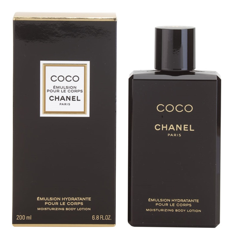 Chanel Coco latte corpo per donna 200 ml