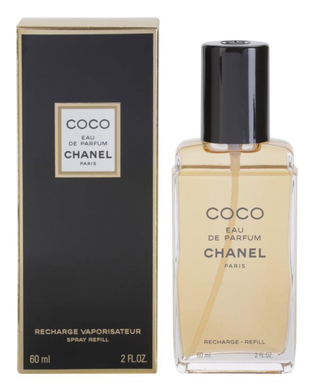 Chanel Coco parfémovaná voda pro ženy 60 ml náplň