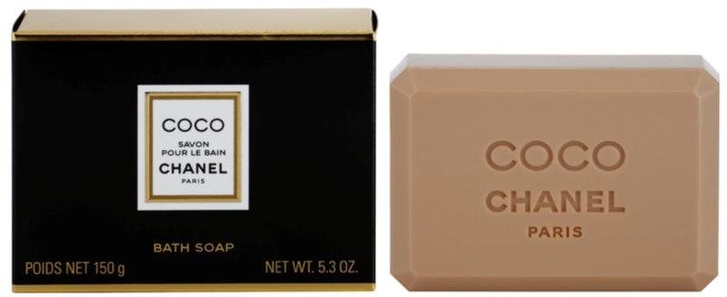 Chanel Coco parfumsko milo za ženske 150 g