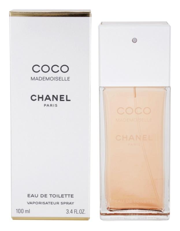 Chanel Coco Mademoiselle toaletna voda za ženske 100 ml