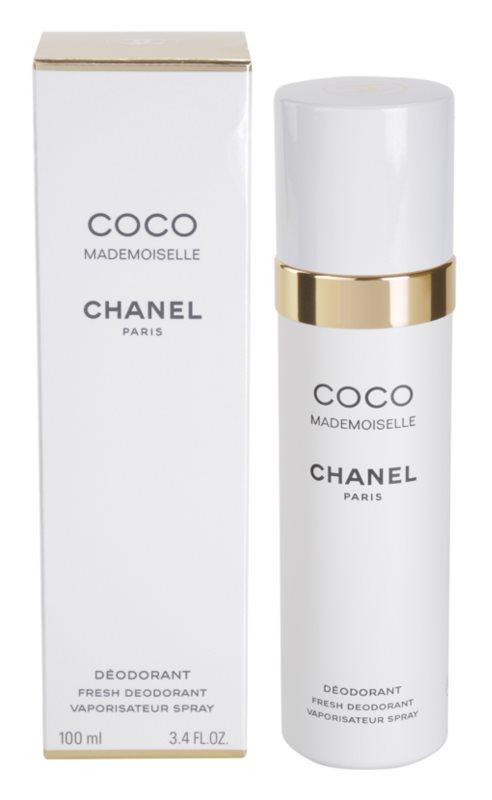 Chanel Coco Mademoiselle deospray pre ženy 100 ml
