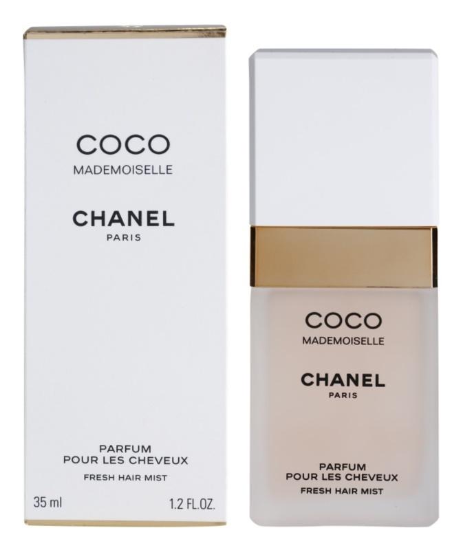 Chanel Coco Mademoiselle perfume para cabelos para mulheres 35 ml