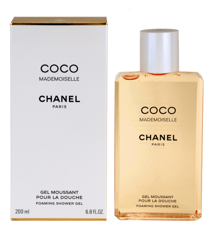 Chanel Coco Mademoiselle żel pod prysznic dla kobiet 200 ml