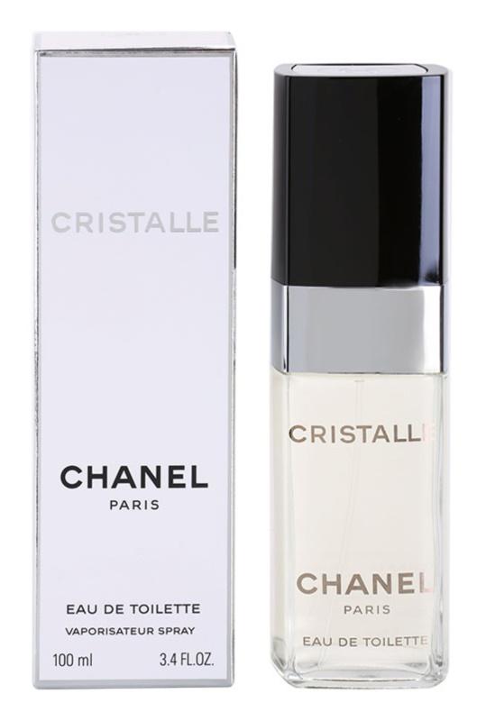 Chanel Cristalle woda toaletowa dla kobiet 100 ml