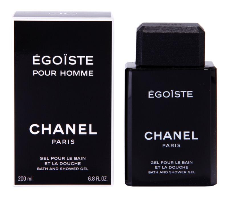 Chanel Égoïste gel de dus pentru barbati 200 ml
